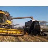 Услуги по уборке урожая комбайнами Винница, аренда комбайна, уборка сои кукурузы зерновых