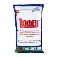 Фунгіцид Тіофен (Топсін-М) тіофенат-метил 700г/кг, тара 1кг