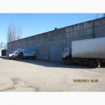 Действующая База S 6300м.кв в г. Мелитополь сдам/продам