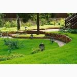 Ландшафтный дизайн, благоустройство территории, озеленение участка