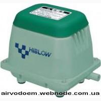 Воздушный компрессор Hiblow, Dong Yang для водоема, аэрация, септик, канализация