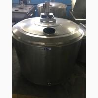 Молокоохладитель Б/У ALFA LAVAL 1000 открытого типа объёмом 1000 литров