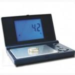 Весы электронные карманные Momert 6000 (0, 1/500 г). Венгрия