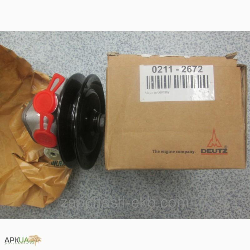 Фото 2. Насос подкачка Дойц (Fuel supply pump Deutz)