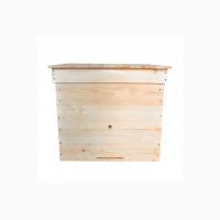 Ульи деревянные дадан, лежак