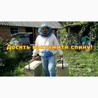 Пасечная тележка-подъемник Апилифт тачка для ульев ППУ и из дерева 4000грн Харьков