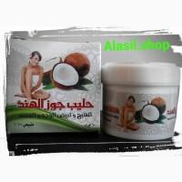 Кокосовый крем для лица из Египта