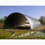 Строительство бескаркасных овощехранилищ