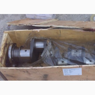 Коленвал для трактора ЮМЗ (Двигатель Д-65)