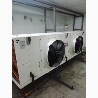Шоковая заморозка, оборудование для заморозки 40, 0 кВт