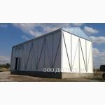 Строительство холодильных складов, фруктохранилищ, от 4500 грн за м/кв