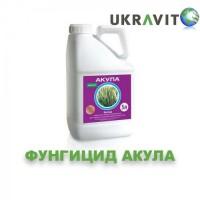 Фунгицид Акула, прохлораз, 300 г/л + тебуконазол, 140 г/л + ципроконазол, 50 г/л
