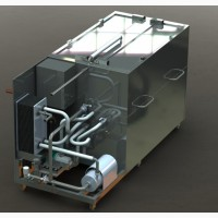 Оборудование по охлаждению молока в потоке смом-800