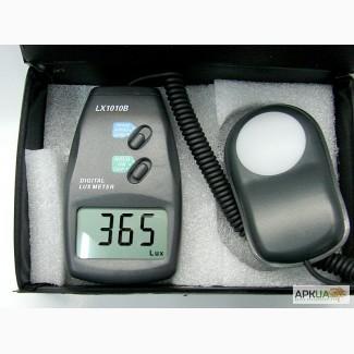 Люксметр цифровой с выносным датчиком LX1010B (1-50000 Lx)