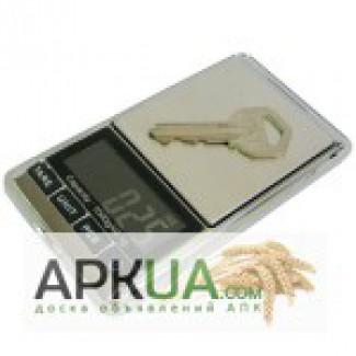 Цифровые весы DS-500 500g/0.1g бюджетные