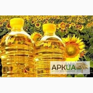 Продам на экспорт масло подсолнечное рафинированное, не рафинированное