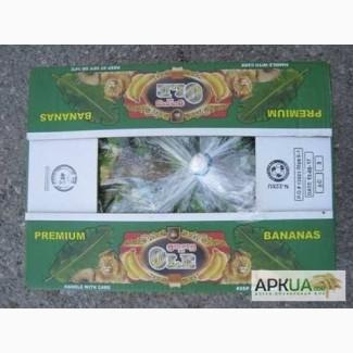 Продам бананы Cavendish тип А, негазированные на условиях CIF 13.00$/1BOX