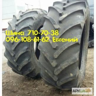 Шины тракторные 600/65-28 и 710/70-38, камеры недорого