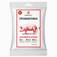 Оригинал! Пробиотики для свиней на откорме Нетто пласт