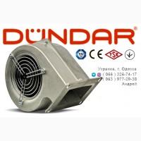 Алюминиевые центробежные вентиляторы DUNDAR серии CA