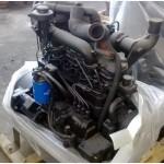 Двигатель Мотор Д-245 с Турбонаддувом