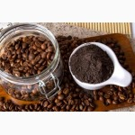 Натуральный кофе свежей обжарки в зернах и молотый