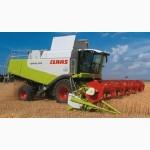 Предлагаем услуги по уборке урожая