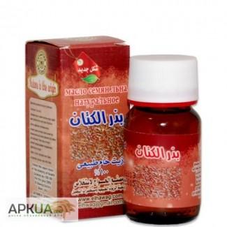 Масло льна Linseed Oil Natural из Египта, Аль-Хавадж, 30ml