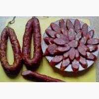Колбаса натуральная, без всяких добавок