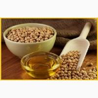 Жмых соевый сырой протеин 43-45%, масло соевое
