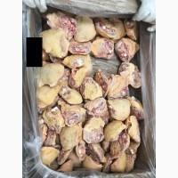 Продам окорок куриный без воды сухая заморозка ( картон ящики 10кг ) Венгрия