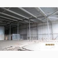 Продам ангар (хранилище 3000 тонн.) 2400м2