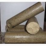 Виготовляємо брикети з деревини, євродрова