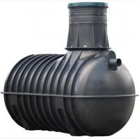 Пластиковый септик для канализации Люботин Буды