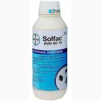 Сольфак Дуо, инсектицид, имидаклоприд+цифлутрин, 1 л раствор от насекомых, тараканов