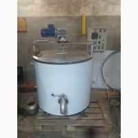 Сыроварня 300 литров / Варочный котел-сыроварня