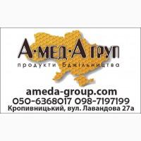 Закуповуємо мед оптом Черкаська, Кіровоградська, Полтавська обл