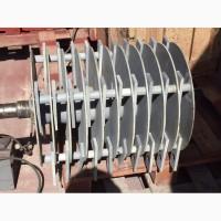 Реставрация и балансировка ротора дробарки АВМ