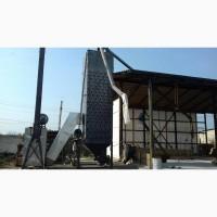 Сушка зерна, услуги сушки зерна