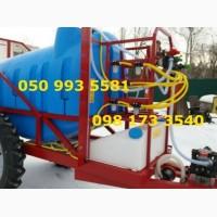 Успейте приобрести прицепной опрыскиватель ОП-2000/2500 литров шириной 18м