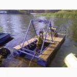 Мини земснаряд hydra-tech S3CSL