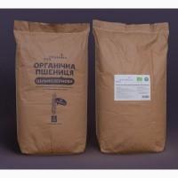 Органічна Пшениця Цільнозернова, 25кг мішок, сертифікована