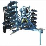 АГП-4, 6 агрегат грунтообробний причіпний (від 180 к.с.)