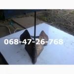 Окучник (подгортач) двухсторонний крн культиваторный усиленный как на фото
