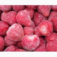 Продам замороженные ягоды клубники оптом