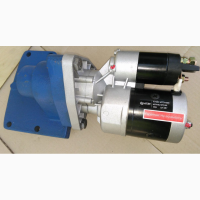 Переоборудование под стартер Дон, Нива(Двигатель СМД-18)