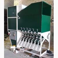 Машина очистки и калибровки зерна ИСМ-40 сепаратор, купить сепаратор для зерна