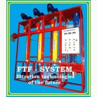 Линия фильтрации растительного масла FTF-system