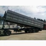 Услуги транспорта на уборке, перевозка зерновых, любой регион