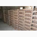 Изготовление и оптовая продажа топливных брикетов из опилок дуба, бука, сосны типа Пиникей